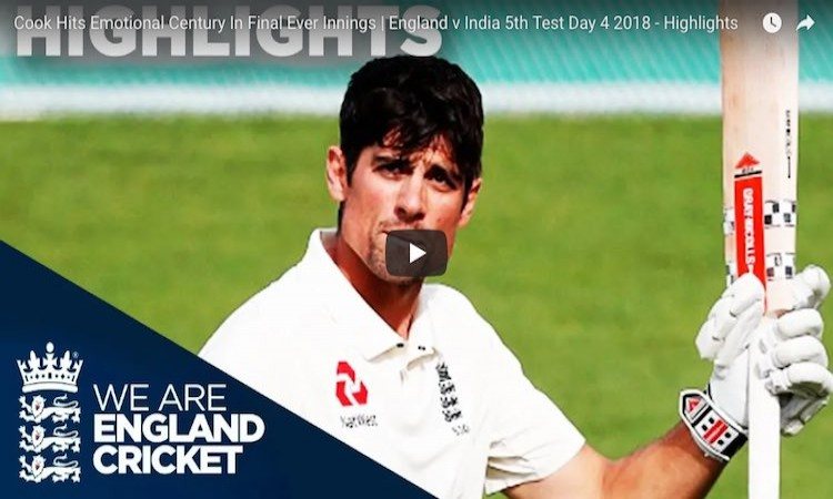 India tour of England 2018
