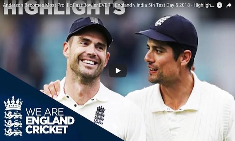 India tour of England 2018