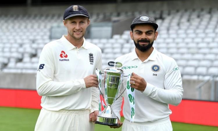 भारत बनाम इंग्लैंड पांचवां टेस्ट