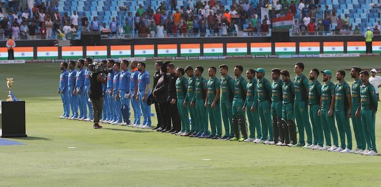 India Vs Pakistan Teams Images