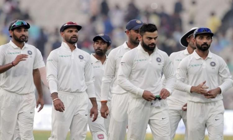 भारत बनाम ऑस्ट्रेलिया 2018