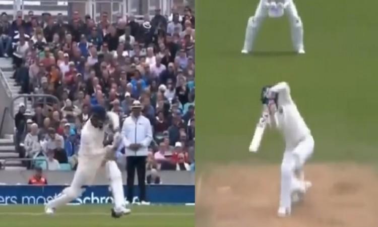 केएल राहुल का दिख रहा है बिल्कुल अलग अंदाज, इंग्लैंड तेज गेंदबाजों पर लगा रहे हैं स्टाइलिश शॉट WATCH