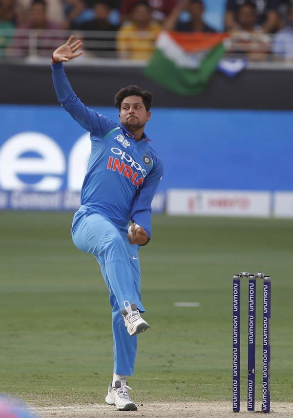 Kuldeep Yadav (Asia Cup 2018) Images in Hindi
