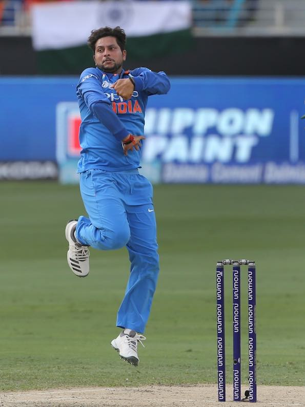 Kuldeep Yadav vs Pakistan