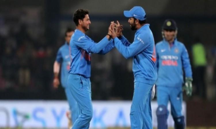 Asia Cup 2018 : हांगकांग के खिलाफ 2 विकेट चटकाकर कुलदीप यादव ने वनडे क्रिकेट में बना दिया खास रिकॉर्