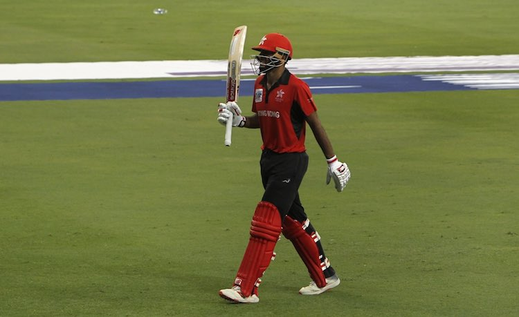 Nizakat Khan (Hong Kong Cricketer) Images in Hindi