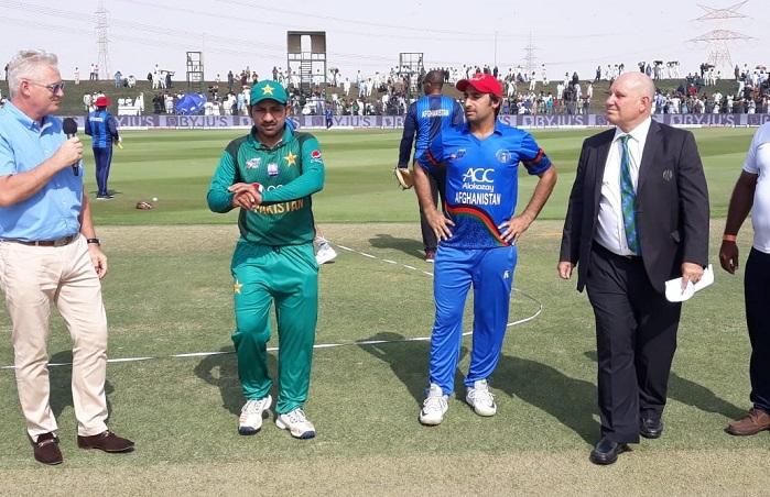 Pakistan vs Afghanistan Live Score