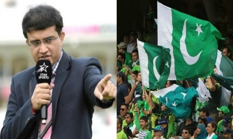 एशिया कप में भारत और पाकिस्तान के बीच मुकाबले को लेकर सौरव गांगुली ने किया चौंकाने वाला ऐलान Images