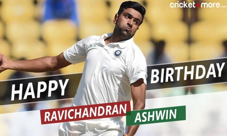 Ravichandran Ashwin Birthday