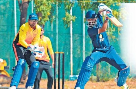 विजय हजारे ट्रॉफी में अजिंक्य रहाणे ने खेली तूफानी पारी, 13 चौके और 3 छक्के जड़कर बनाए 148 रन