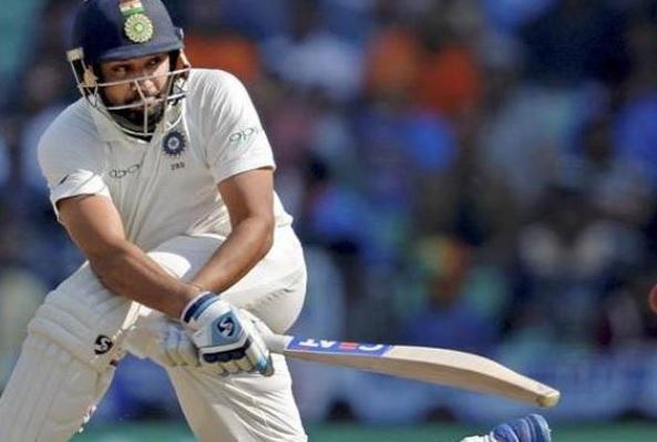 वेस्टइंडीज के खिलाफ टेस्ट टीम में रोहित को शामिल ना करने पर भड़के सौरव गांगुली Images