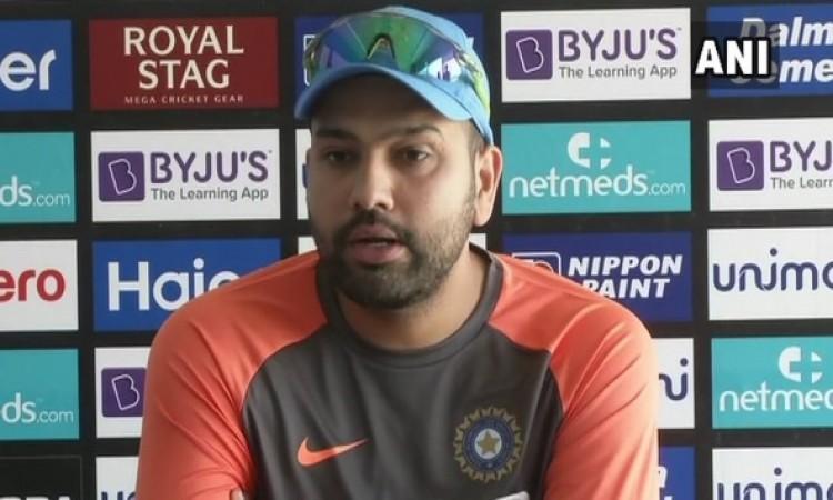 एशिया कप में अंबाती रायडू और केदार जाधव में किसे मिलेगा प्लेइंग XI में मौका, रोहित शर्मा का आय़ा बयान
