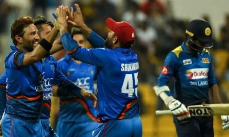 अफगानिस्तान की टीम ने किया कमाल, श्रीलंका को 91 रनों से पटखनी देकर कराया एशिया कप से बाहर Images