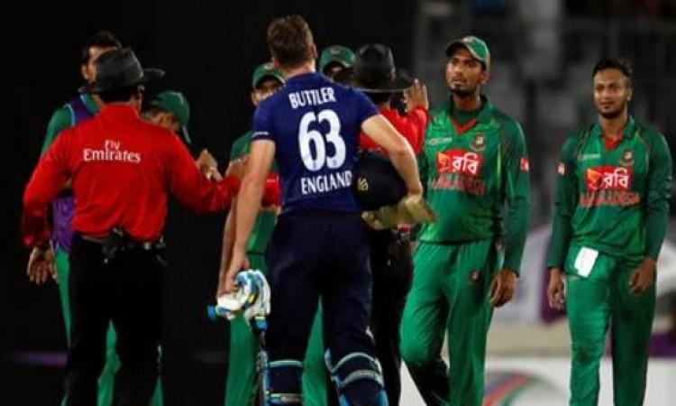 एशिया कप 2018 से पहले बांग्लादेश क्रिकेट को झटका, इस बल्लेबाज पर लगा बैन Images