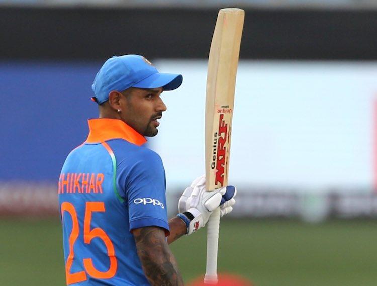 Shikhar Dhawan Images in Hindi