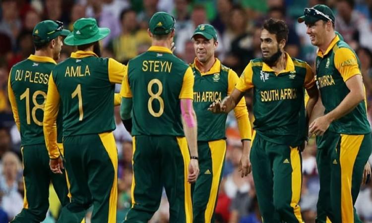 South Africa ODI Team