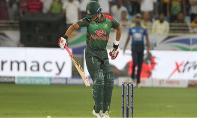एक हाथ से बल्लेबाजी कर दिल जीतने वाले तमीम इकबाल ने ऐसा कहकर फिर से जीत लिया फैन्स का दिल Images