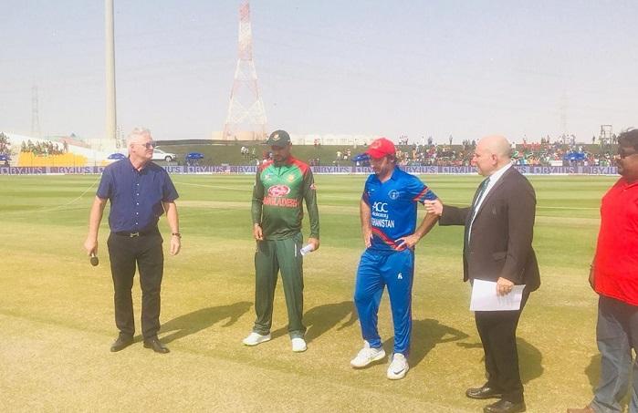 Bangladesh vs Afghanistan Live Score