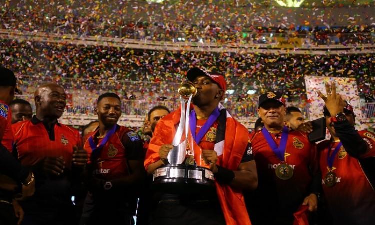 Caribbean Premier League 2018