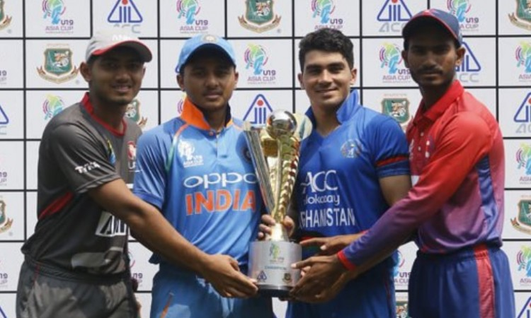 india beat nepal by 171 runs in u-19 asia cup