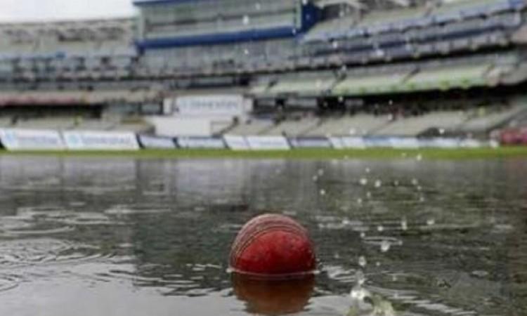 विजय हजारे ट्रॉफी ग्रुप-ए के तीनों मैच बारिश के कारण रद्द हुए Images