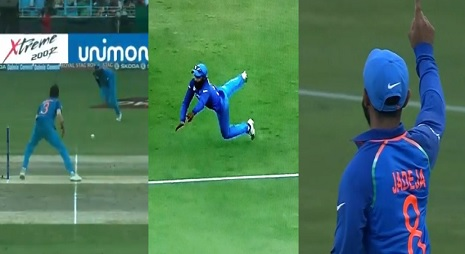 WATCH रवींद्र जडेजा ने सुपरमैन वाला रूप दिखाकर किया रन आउट, पूरा क्रिकेट वर्ल्ड रह गया चकित Images