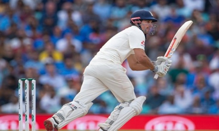 अपना आखिरी टेस्ट मैच खेल रहे महान एलिस्टर कुक ने बनाया एक और वर्ल्ड रिकॉर्ड Images