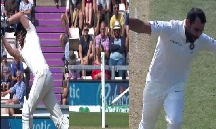 भारतीय गेंदबाजों का दिख रहा है कमाल, 4 विकेट इंग्लैंड के आउट Images
