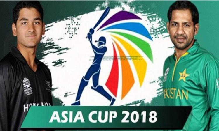 AsiaCup: पाकिस्तान Vs हांगकांग, जानिए दोनों टीमों का वनडे में कैसा रहा है रिकॉर्ड और संभावित प्लेइंग