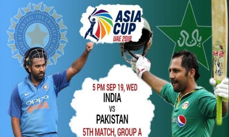 Asia Cup 2018:  भारत बनाम पाकिस्तान, यह हो सकती है संभावित प्लेइंग इलेवन Images