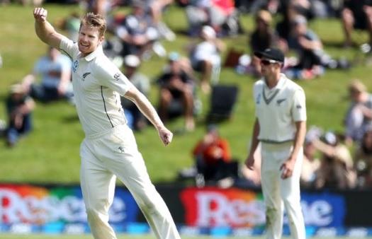 न्यूजीलैंड के लिए सभी प्रारूपों में खेलना चाहते हैं ऑलराउंडर जेम्स नीशम  Images