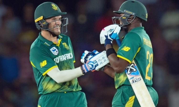 साउथ अफ्रीकी की जीत लेकिन जिम्बाब्वे के गेंदबाजों ने किया ऐसा कमाल का परफॉर्मेंस Images