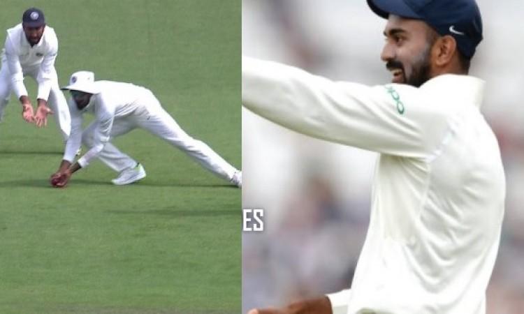 WATCH केएल राहुल ने मोईन अली का लपका हैरत भरा कैच, पूरा क्रिकेट जगत हुआ हैरान Images