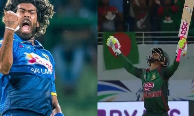 मुशफिकुर रहीम की धमाकेदार शतक के बल पर बांग्लादेश ने श्रीलंका को दिया 262 रन का टारगेट Images