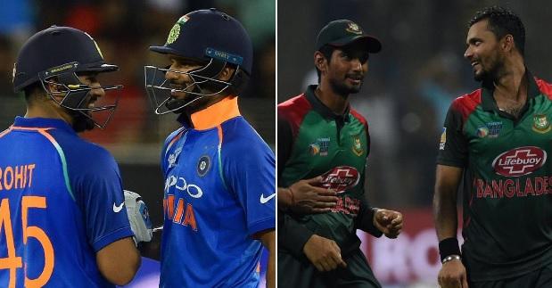 Asia Cup 2018 Final:  भारत के खिलाफ बांग्लादेश ने चली रणनीति, प्लेइंग XI में किए बदलाव Images