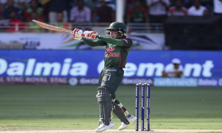 मुशफिकुर रहीम का शतक , श्रीलंका के खिलाफ वनडे में जमाया पहला शतक Images