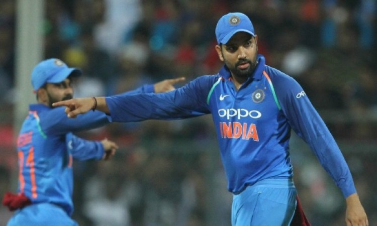 पाकिस्तान के खिलाफ महामुकाबले से पहले रोहित ने कही ऐसी दिल जीतने वाली बात, जरूर जानिए Images