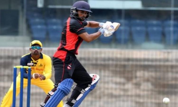 विजय हजारे ट्रॉफी में जगदीसन, वरुण ने किया कमाल का परफॉर्मेंस,  तमिलनाडु की हुई जीत Images