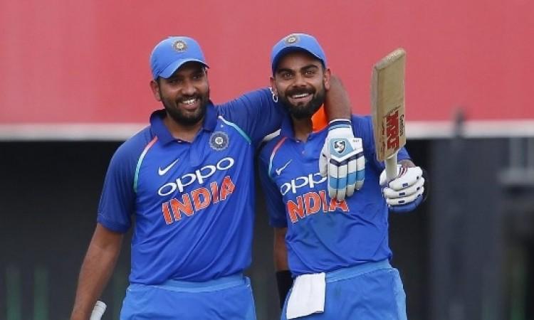 एशिया कप में भारत के पहले मैच से पहले कोहली ने टीम इंडिया को इस तरह से दी शुभकामनाएं, जानिए Images