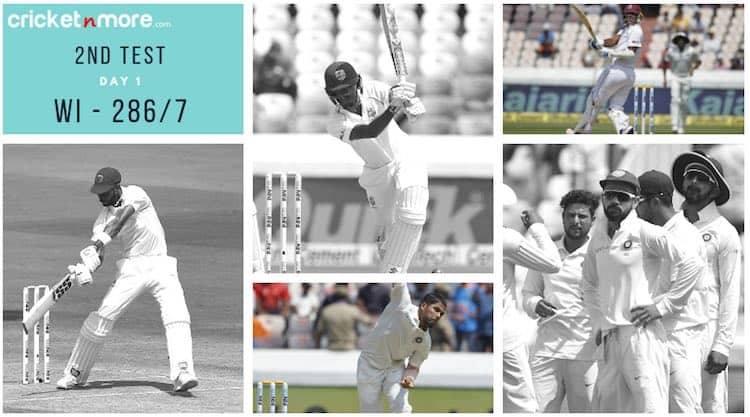 रोस्टन चेस और जेसन होल्डन ने मिलकर टेस्ट में बना दिया ऐसा चौंकाने वाला रिकॉर्ड, पहली बार हुआ ऐसा Ima