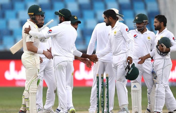 Australia vs Pakistan Test