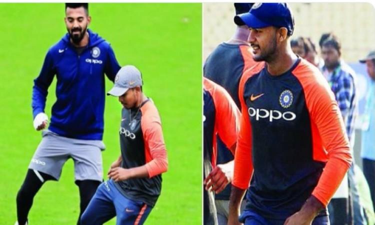 दूसरे टेस्ट के लिए भारतीय टीम घोषित, आखिर में इस खिलाड़ी को नहीं मिली टीम में जगह Images
