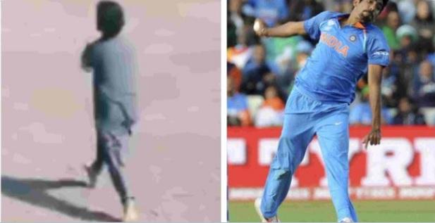 WATCH पाकिस्तान को मिला नया जसप्रीत बुमराह, गेंदबाजी देख खुद बुमराह हुए हैरान Images
