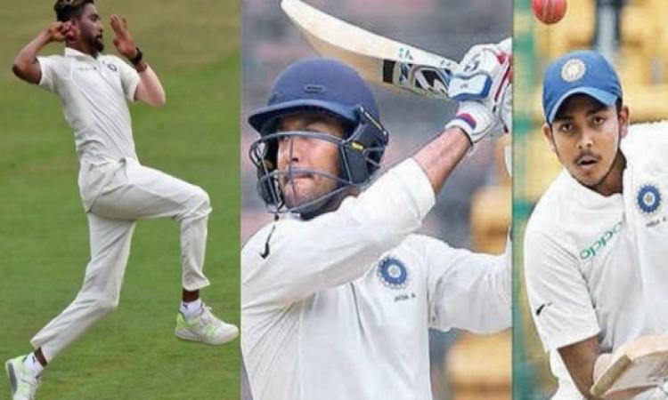 वेस्टइंडीज के खिलाफ सीरीज से पहले रहाणे ने इन युवा खिलाड़ियों के बारे में कही ऐसी बड़ी बात Images