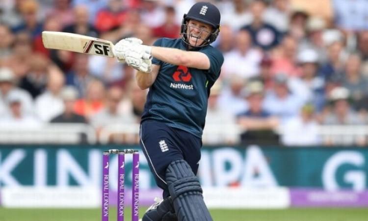 इस कारण इयोन मोर्गन वर्ल्ड कप 2019 की इंग्लैंड टीम से खुद को अलग कर सकते हैं Images