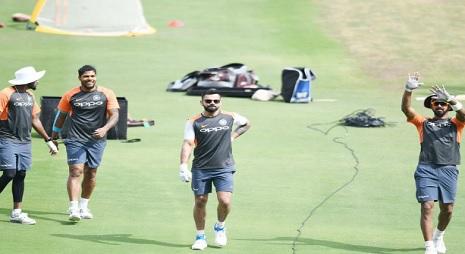 भारत और वेस्टइंडीज के बीच चौथा वनडे मैच वानखेडे स्टेडियम में ना होकर अब यहां होगा Images