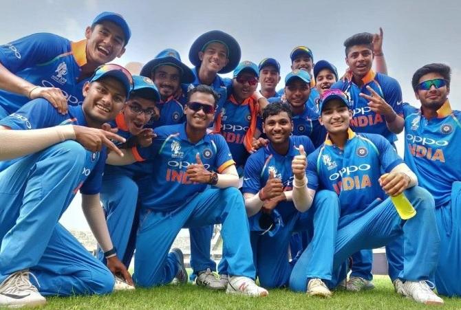 India U19 Cricket Team