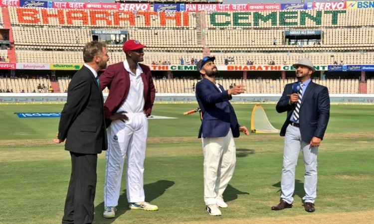 India vs West Indies 2nd Test