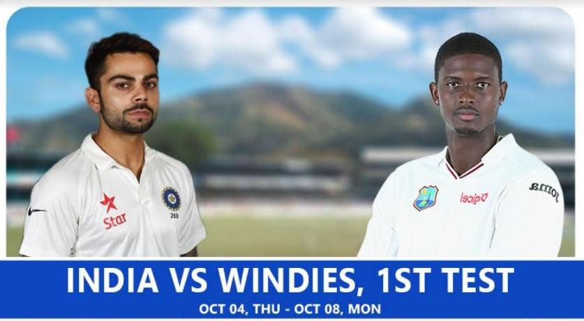 भारत बनाम वेस्टइंडीज, पहला टेस्ट: जानिए कब, कहां और कितने बजे से होगा मैच का लाइव टेलीकास्ट Images