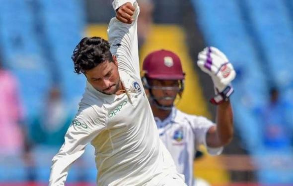 कुलदीप यादव ने बनाया वर्ल्ड रिकॉर्ड, ऐसा कमाल अपनी गेंदबाजी से करने वाले पहले भारतीय बने Images